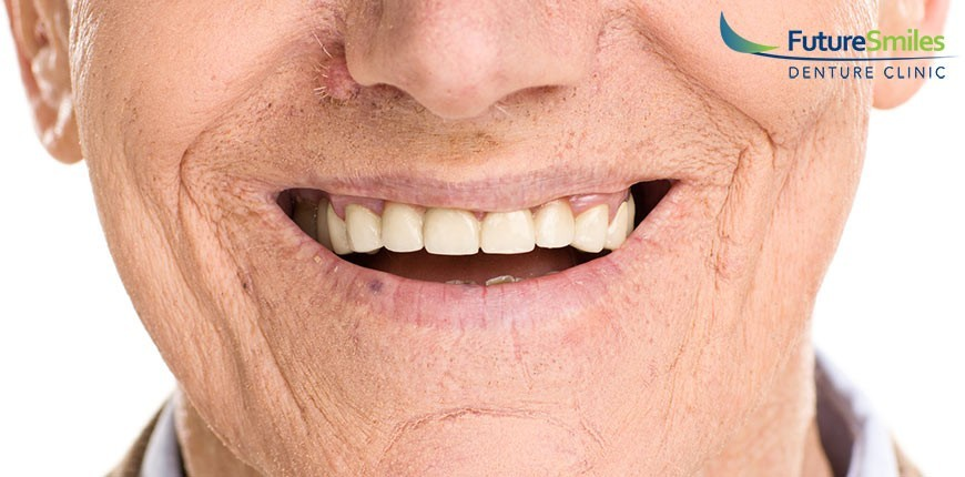 How to Relieve Dry Mouth in Denture Wearers