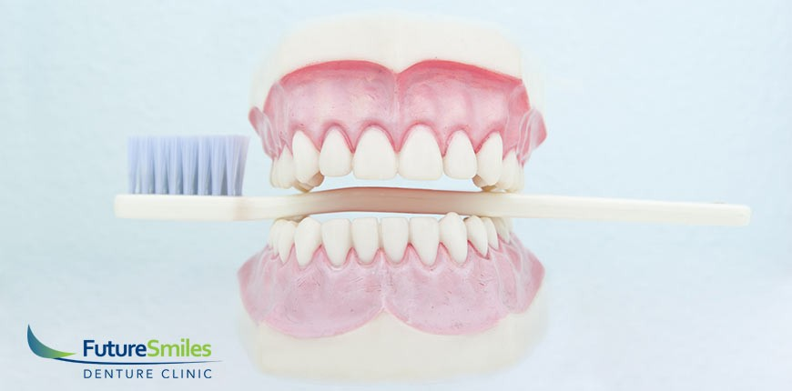 Future Smiles Vlad Dumbrava % Dos and Donts of Denture Care