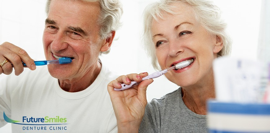 Calgary Denture Cleaning