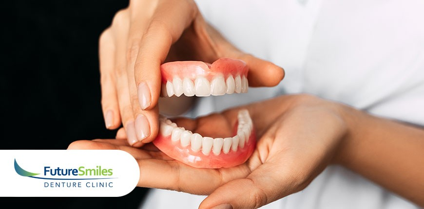 Soft Reline vs Hard Denture Reline: What's the Difference?