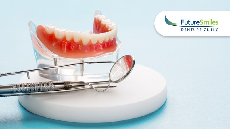 Are Your Dentures Uncomfortable? It Might Be Time for a Denture Reline