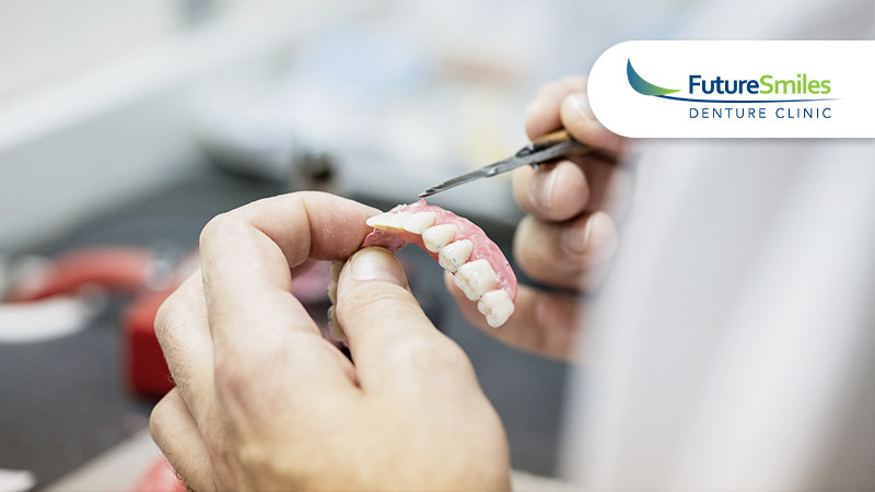 Do Your Dentures Need To Be Repaired?
