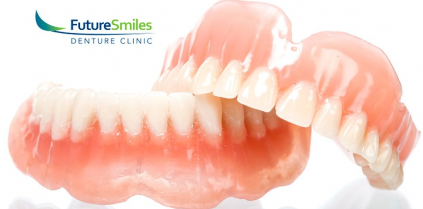 Removable Dentures at Your Calgary Denture Clinic