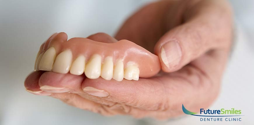 4 Signs You Need a Denture Reline