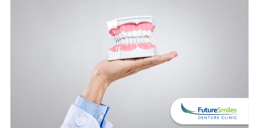 Future Smiles Denture Clinic | Blog | How Dentures Are Fabricated