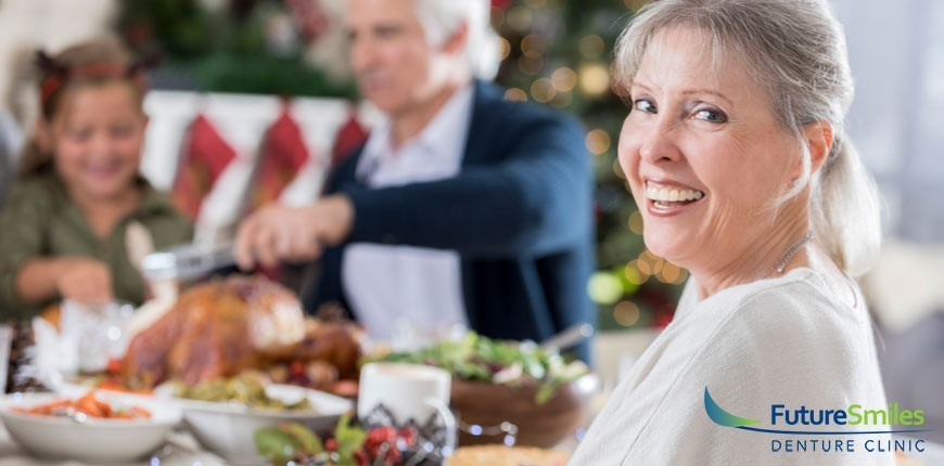Future Smiles Denture Clinic Calgary 4 Holiday Foods Your Dentures Can't Handle