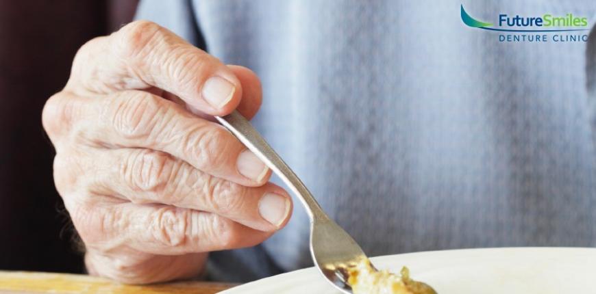 calgary dentures affect taste