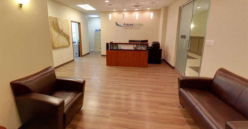 Future Smiles SW Calgary Denture Clinic