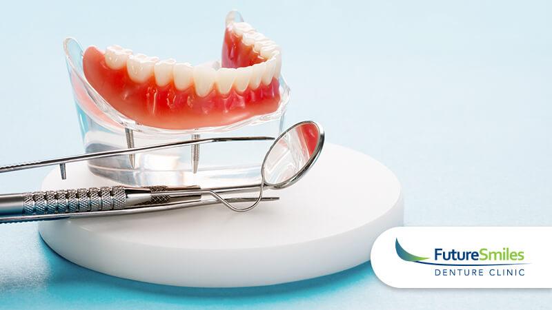 How Your Denturist May Reline Your Dentures