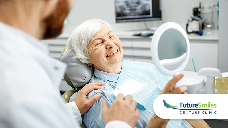 Do Your Dentures Need Adjustment Or Repair?