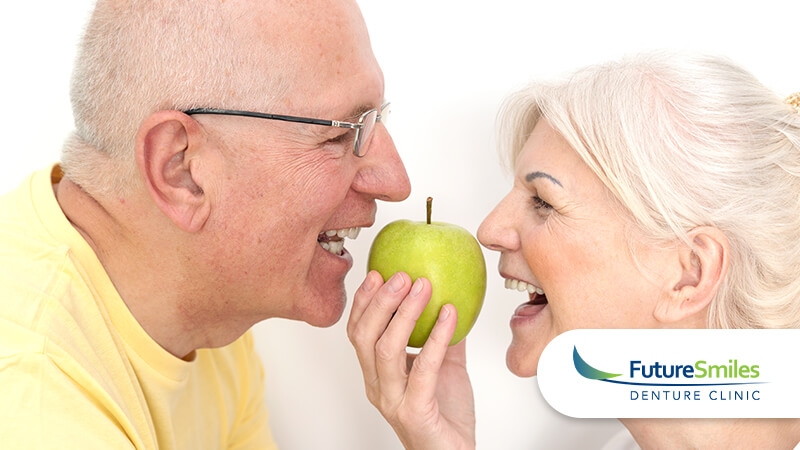 Eating With Partial Or Complete Dentures
