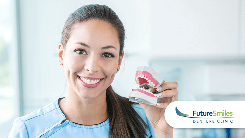 Affordable Dentures Through The Alberta Adult Health Benefit
