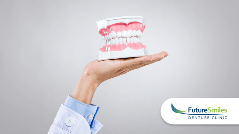 How Dentures Are Fabricated